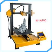 SIMAX3D 3D printer Mi M200 Industrial grade large size high precision fdm touch screen Resume Printing 3d printer vs ender 3 Pro
