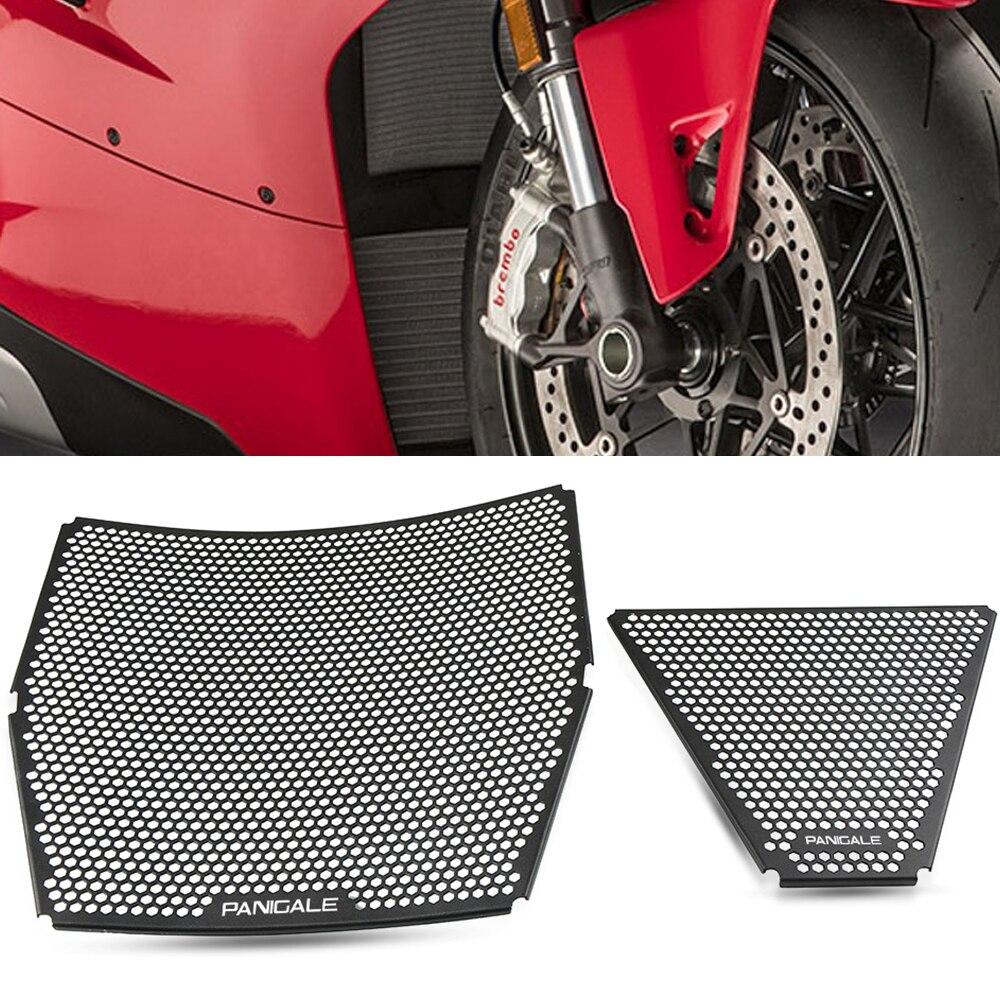 Купить защита радиатора мотоцикла масляный радиатор для ducati panigale