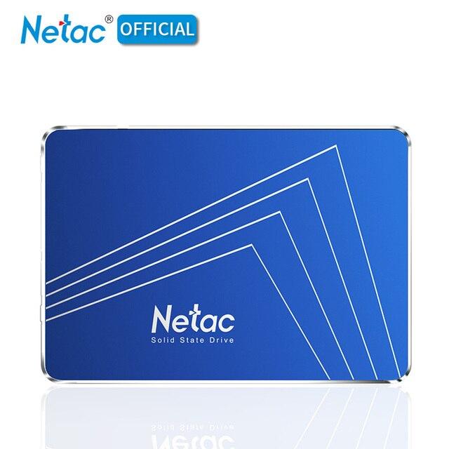Netac N600S SSD 720 GB 1 TB SATA 3 HD SSD Đĩa Cứng 720 GB 1 TB Bên Trong Chắc Chắn Ổ Cứng 128 256 512 GB Cho Máy Tính Để Bàn