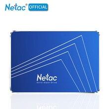 Netac N600S SSD 720 GB 1 TB SATA 3 HD SSD sabit disk 720 GB 1 TB dizüstü dahili katı hal sürücü 128 256 512 GB masaüstü bilgisayar