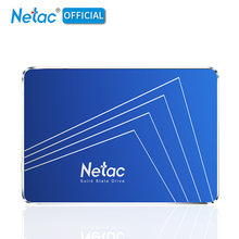 Netac N600S SSD 720GB 1TB SATA 3 HD SSD Hard Disk 720 GB 1 TB Laptop Internal Solid State Drive 128 256 512 GB For Desktop PC(China)