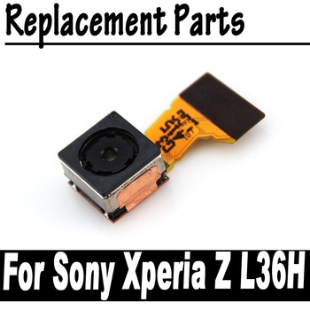 Back Camera Flex Cable Replacement Parts For Sony Xperia Z L36H Yuga C6603 C660x L36i C6602 Rear Camera Cable image
