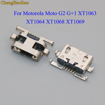 500-1000pcs For Motorola Moto G2 G+1 XT1063 XT1064 XT1068 XT1069 micro mini USB Charger Charging jack socket Connector Dock Port