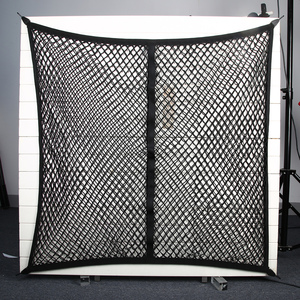 Image 2 - Universal 180x150 High Elasticity Pickup Truck Car Luggage Container Storage Net Car Styling Accessories