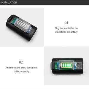 Image 2 - סוללה קיבולת מחוון לdji Mavic מיני סוללה כוח עם LED תצוגה עבור DJI Mavic מיני תמיכה 4 רמת כוח תצוגה