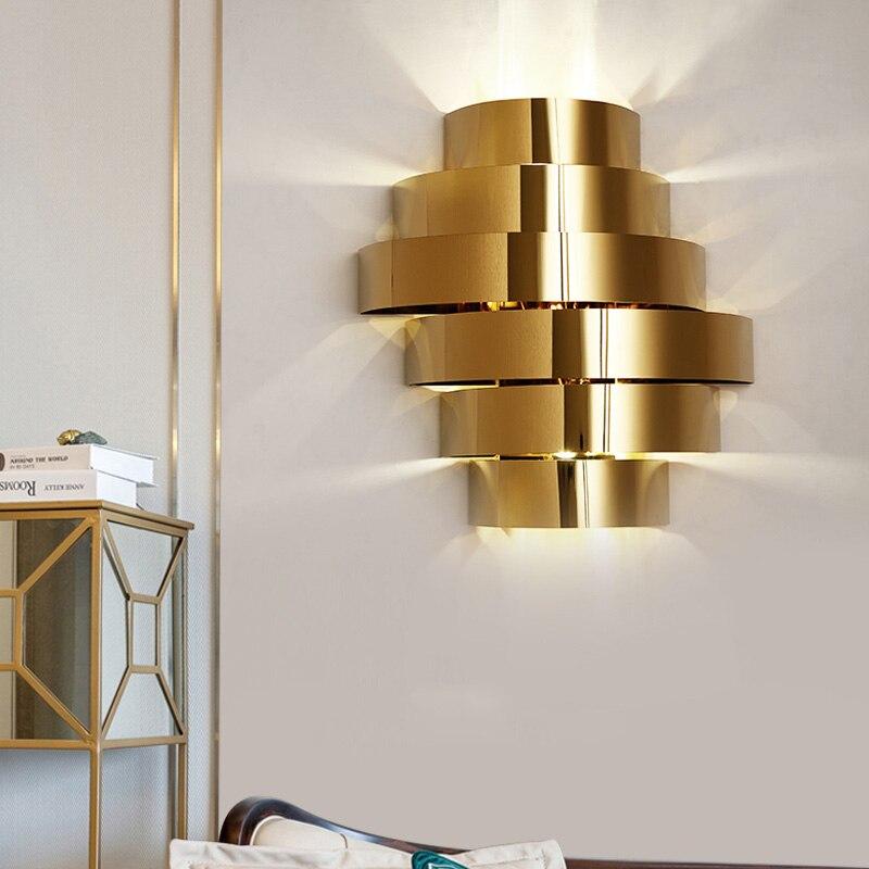 Wall Lamp Bathroom Bedroom Sconces