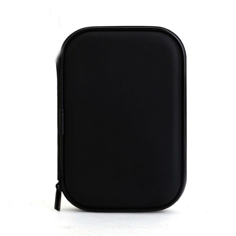 Protect Bag Hdd Case HDD SSD  For Seagate Samsung WD 2.5 Hard Drive Power Bank USB Cable Charger External Hard Disk Case-in Hard