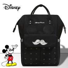 Disney  Mummy Diaper Bag Maternity Backpack Baby Bags for Mom Multifunctional Usb Baby Carriage Stroller Bag Large Capacity New 3pcs set baby diaper bag multifunctional mommy bag large capacity handbags for mom baby bottle holder mother mummy composite bag