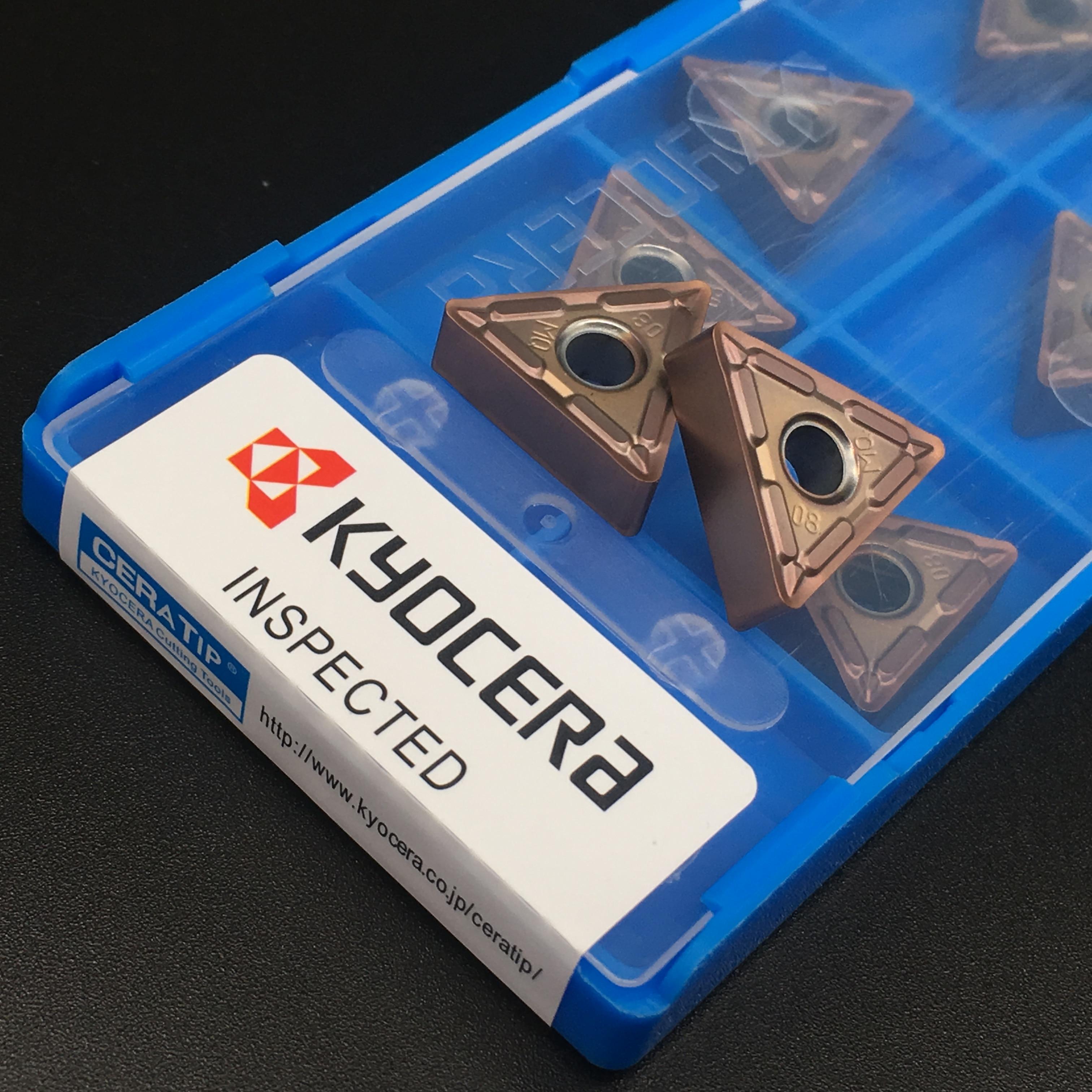 100% Original 10PCS TNMG160408 MQ PR1125 Turning Tool Carbide Inserts Lathe Tools For Stainless Steel High Quality Machining