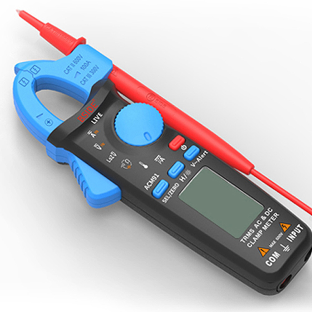 ao vivo reparação automóvel braçadeira multímetro ferramenta elétrica