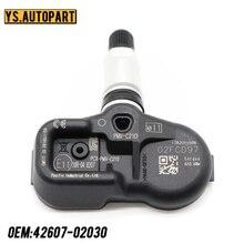 CAR TPMS Senor For Lexus LX RX 2009 2015 433MHz PMV C210 Tire Pressure Sensor 42607 02031 28103 CA101 4260702030