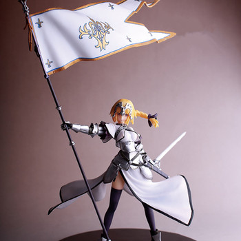 Fate Stay Night Black Saber Arturia Pendragon Action Figure Collection Toys Christms Gift A134