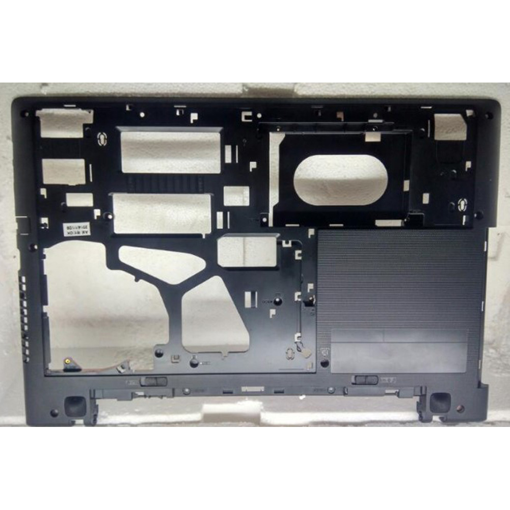 <font><b>G50</b></font> 80 Replace Cover <font><b>G50</b></font> 45 Spared Accessories Lightweight Laptop Bottom <font><b>Case</b></font> Black Rebuild <font><b>G50</b></font> 30 <font><b>G50</b></font> 70 Durable For <font><b>Lenovo</b></font> <font><b>G50</b></font> image