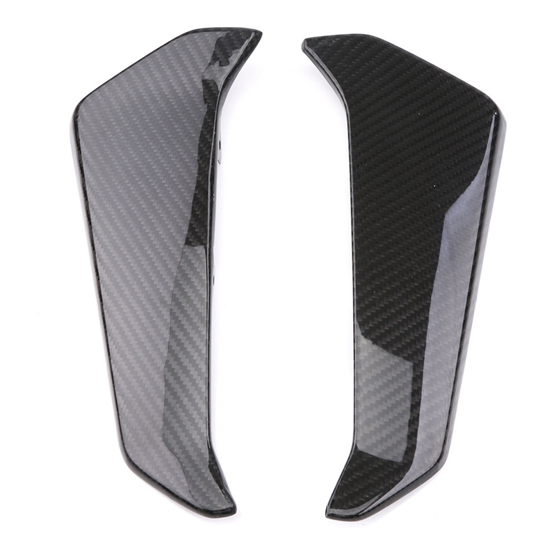 Carbon Fiber For Yamaha MT09 MT-09 MT 09 FZ09 FZ-09 2017 - 2019 2018 Fairing Tank Side Fairing Cover