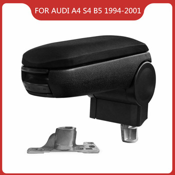 Free Shipping FOR AUDI A4 S4 B5 (1994-2001), Car ARMREST,Car Interior Accessories Auto Parts Center Armrest Console Box Arm Rest upgraded car styling car arm rest accessories accessory mouldings protector automobiles armrest box 02 03 04 for chevrolet sail