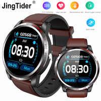 """W3 relógio inteligente ecg hrv spo2 esporte relógio inteligente freqüência cardíaca monitor de oxigênio pressão arterial pulseira ip67 à prova dip67 água 1.3 """"tela grande"""