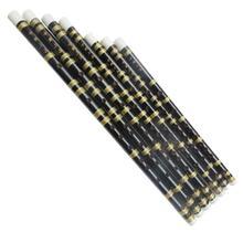 Китайский Натуральный Бамбуковый флейта Dizi комплект духовой инструмент набор музыкальных инструментов