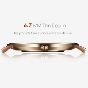 Image 4 - GEEKTHINK Top Brand Luxury Quartz watch men Business Casual Black Japan quartz watch genuine leather ultra thin clock male New