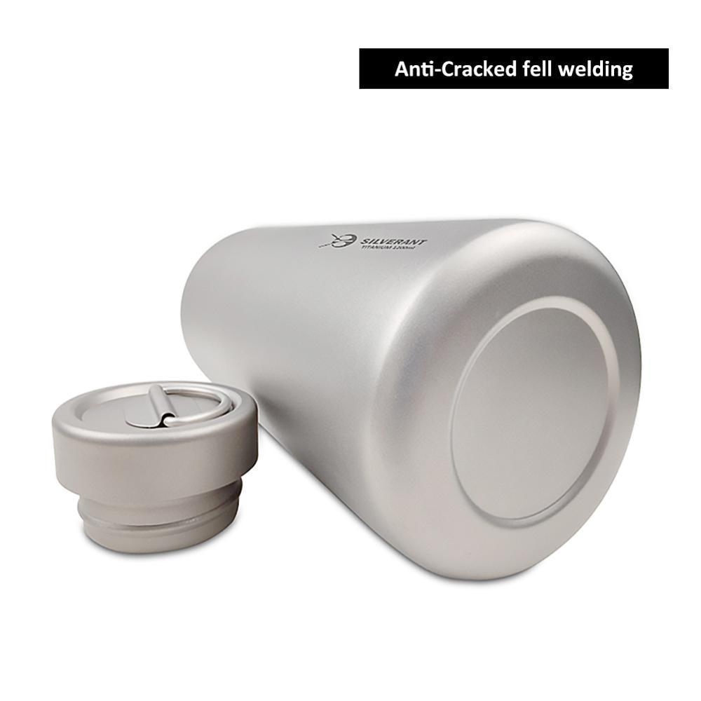 grande capacidade Garrafa de água potável ultra