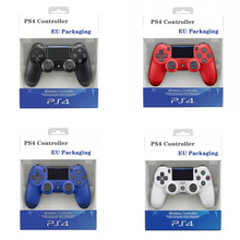 Bluetooth Game Joystick PS4 Gamepad For PlayStation 4 Pro/Slim/DualShock 4 Wireless Controller EU Packaging