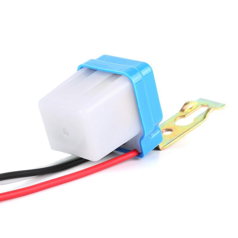 Автоматическое включение/выключение света, 1 шт., 220 В, датчик уличного освещения, автоматический датчик уличного освещения, управление 50-60 Г...