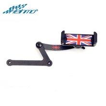 Für MINI Cooper F60 F54 Anti Slip Matte Durable Auto Handy Klapp Halter Halterung für MINI F56 F55 Styling decor Zubehör