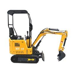 Mini pelles chinoises HT10 Mini Digger Machine 1 tonne à vendre