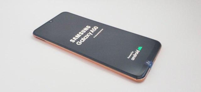 Refurbished Unlocked Cell Phone Samsung Galaxy A50 6.4inch  4GB+64GB/128GB Single/Dual Sim Octa Core 10nm Exynos 9610 3