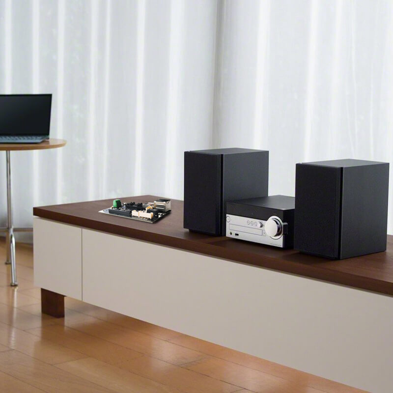Up2Stream Pro WiFi и Bluetooth 5,0 HiFi аудио приемник плата с Spotify Airplay Dlna Интернет-радио и потоковой музыки