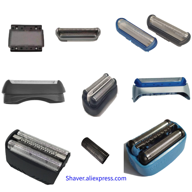 Razor Spare Parts For Electric Pocketgo Shaver Braun Series 1/3/5/7 Replacement Blades 10B 11B 5S 32B/S 21B 30B 51B/S 52B/SS 70B
