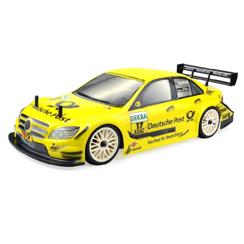 HobbyLane <font><b>1</b></font>/<font><b>10</b></font> <font><b>RC</b></font> Drift Car On-road Car PC <font><b>Body</b></font> for Yokomo Touring Car <font><b>Tamiya</b></font> HPI Kyosho HSP Redcat FS ACME LRP image