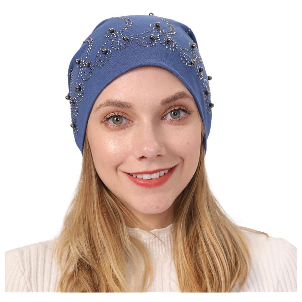 Hair Accessories For Girls Turban For Women pearl Korean Style Women Harajuku Hair Decoration Head Wrap Acessorios Para Cabelo