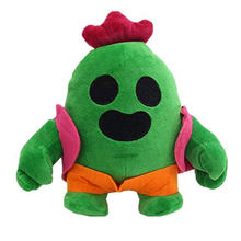Плюшевые игрушки дети кактус плюшевая кукла милая мягкая игрушка