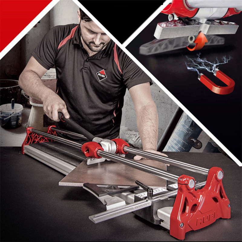 Manual Ceramic Tile Cutting Machine Brick Polished Brick Ceramic Cutting Tool Push Type High Precision Cutting Machine Workbench