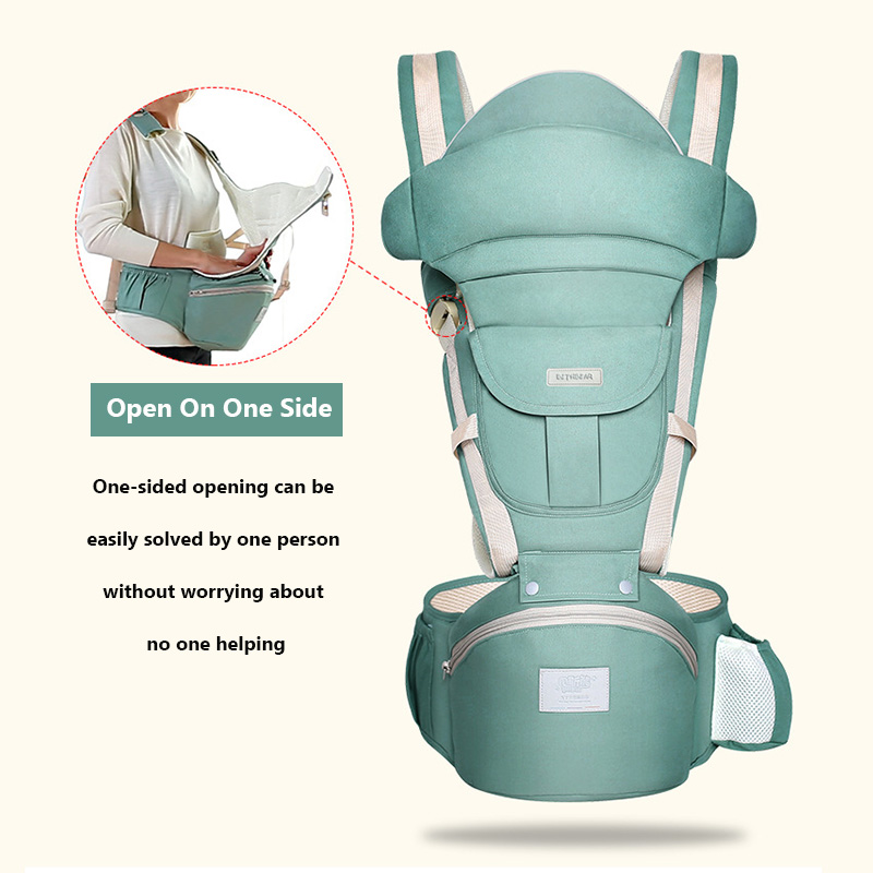 0~36M Ergonomic Baby Carrier Carrying for Children Baby Kangaroo Backpack Baby Carrier Scarf Sling for Newborns Baby Accessories