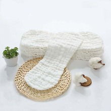 10 Layers Eco-friendly Reusable Cotton Nappy Inserts Washable Cloth Nappy Diaper Cover Wrap Liners Nappy Chaning,1pcs