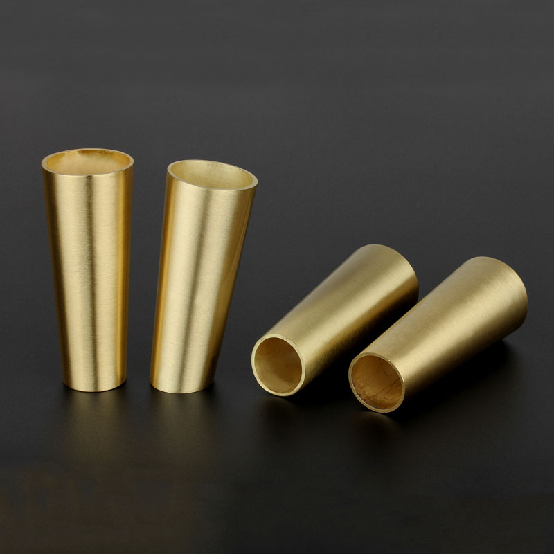 4pcs/lot Gold Cabinet Leg Covers Chair Leg Cup Sofa Feet Protector Table Leg Tube Furniture Accessory Free Shipping
