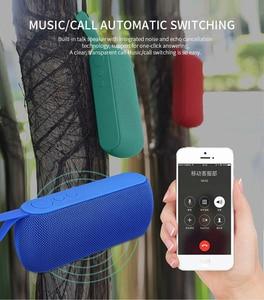 Image 5 - Bluetooth Speaker Wirelss Bluetooth Speakers Portable Loundpeakers 3D Subwoofer Music Column Outdoor Speaker Support FM TF Card
