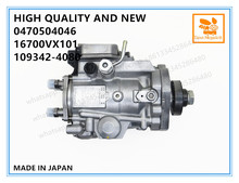 HIGH QUALITY AND NEW DIESEL VP44 FUEL PUMP 0470504046, 16700VX101, 109342 4080