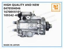באיכות גבוהה וחדש דיזל VP44 דלק משאבת 0470504046, 16700VX101, 109342 4080