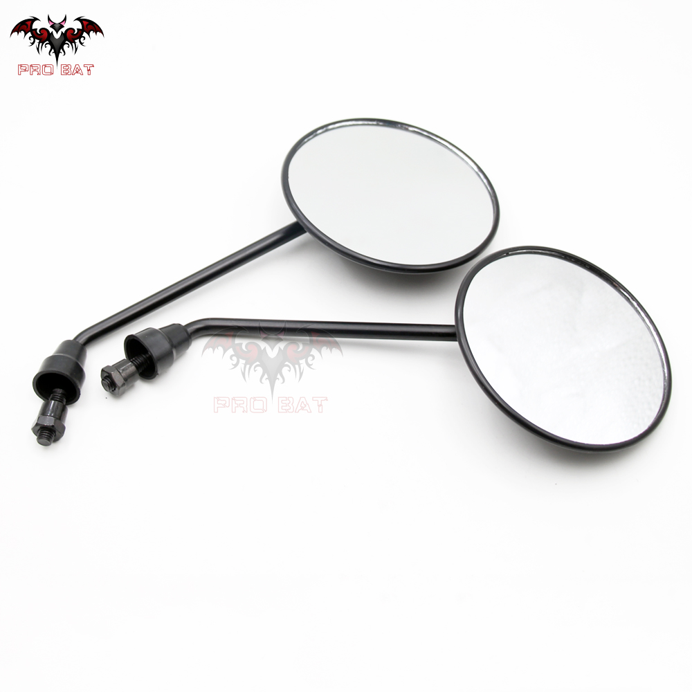 Scooter Mirrors Mobility Scooter PAIR of 8MM Universal Mirror Left Right