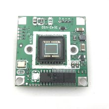 Módulo analógico da câmera da cor do ccd 1/3 + 405pcb do cctv sony 3142