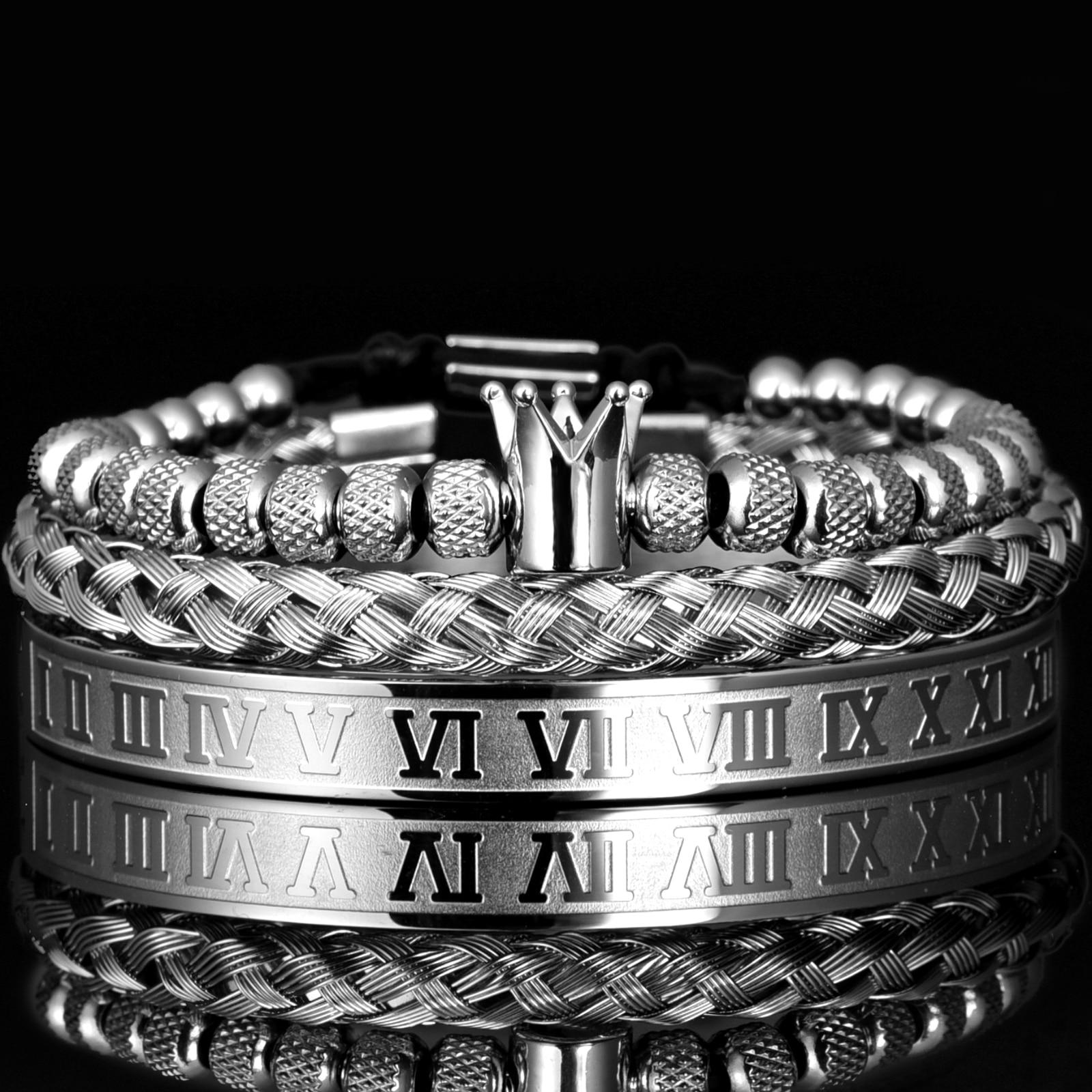 Silver Crown Set