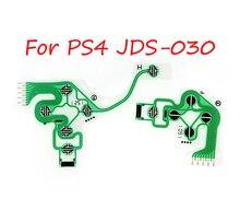 1 قطعة الأصلي جديد JDS 055 تحكم غشاء موصل إجراء فيلم لوحة المفاتيح الكابلات المرنة ل بلاي ستيشن 4 PS4 سليم برو JDS 055