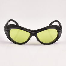 O.d 6+ 980nm 1064nm 1070nm 1080nm Laser Safety Glasses with Ce and Black Bag Cleaning Colth High VLT 60%