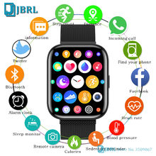 1.69 Smart Watch 2021 Women Men Full Touch Smartwatch Fitness Tracker Sports Waterproof Watches for Android IOS Smart-watch Hour