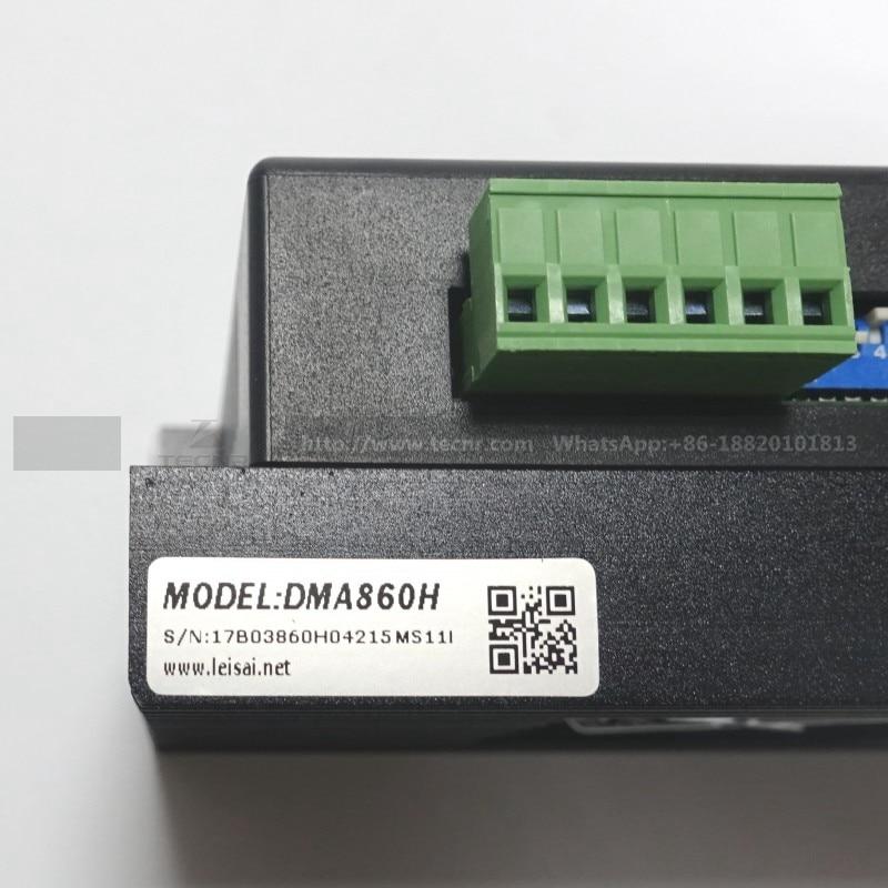 3 piezas Leadshine DMA860H controlador de motor paso a paso DC 24-80V - Piezas para maquinas de carpinteria - foto 4