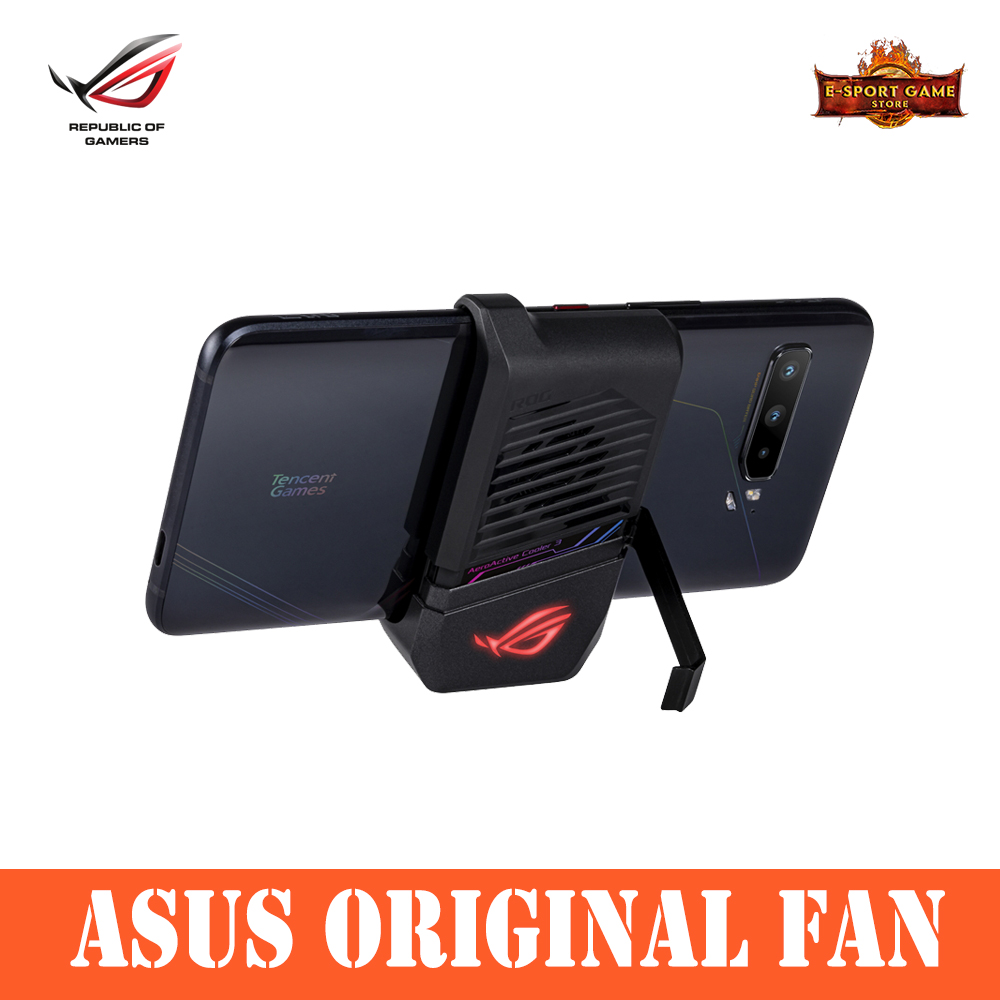 ASUS ROG Phone 3 Original Cooling Fan Aero Active Cooler3 Accessories only for ROG 3 Smartpphone