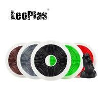 Oferta Filamento de ASA de 1kg y 1,75mm de leopardo para impresora FDM 3D, suministros de impresión, Material plástico
