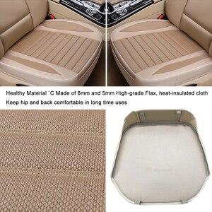 Image 4 - Fotelik samochodowy fotelik samochodowy pokrowce na fotele samochodowe poduszki na siedzenia samochodowe dla Audi A4/Q5 BMW E30/F10 Honda CRV Toyota RAV4/Prado Ford